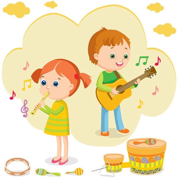 Занятия музыкой для детей от года в SmartFox