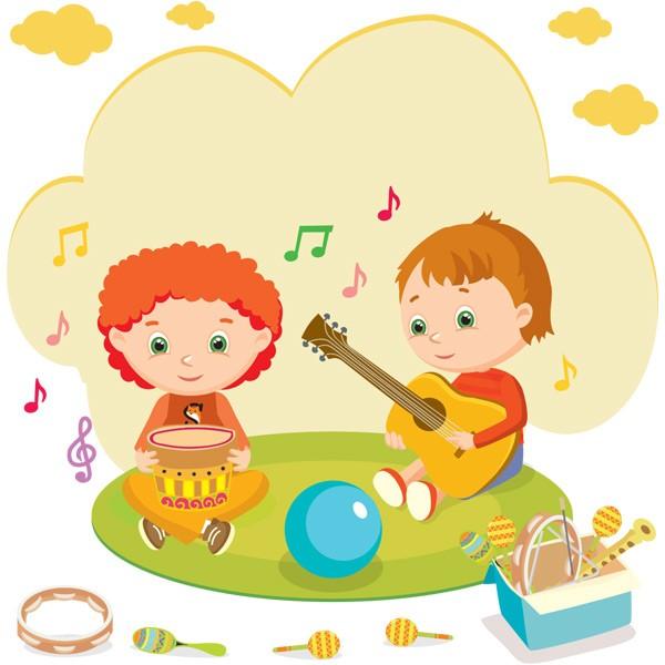 Детские музыкальные развивающие занятия от 3 лет в SmartFox
